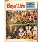 Cover Print of Boys Life, April 1952