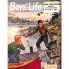 Cover Print of Boys Life, April 1954