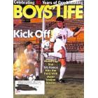 Boys Life Magazine, April 1996
