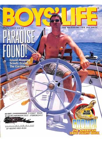 Boys Life, April 1999