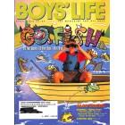 Boys Life Magazine, April 2000