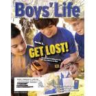 Boys Life Magazine, April 2005