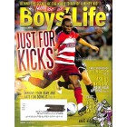 Boys Life Magazine, April 2010