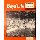 Cover Print of Boys Life, August 1952