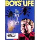 Boys Life Magazine, August 1995