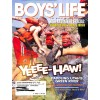 Cover Print of Boys Life, August 2001