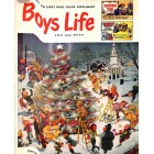 Cover Print of Boys Life, December 1952