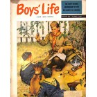 Cover Print of Boys Life, February 1952
