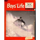 Cover Print of Boys Life, January 1952