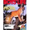 Cover Print of Boys Life, January 1998