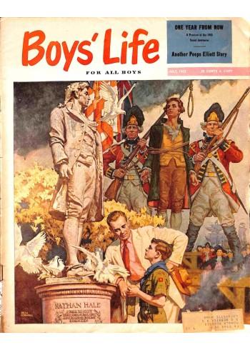 Boys Life, July 1952