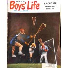 Cover Print of Boys Life Magazine, March 1962