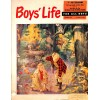 Cover Print of Boys Life, October 1950
