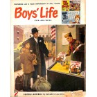Cover Print of Boys Life, October 1952