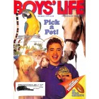 Cover Print of Boys Life, October 1997