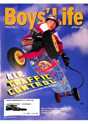 Boys Life, October 2002