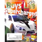 Cover Print of Boys Life Magazine, October 2012