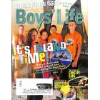 Boys Life, October 2013