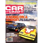 Cover Print of Car Craft, April 1977