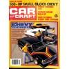 Cover Print of Car Craft, April 1980