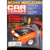 Cover Print of Car Craft, August 1980