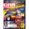 Cover Print of Car Craft, August 1986