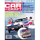 Cover Print of Car Craft, February 1977