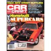 Cover Print of Car Craft, February 1985