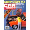 Cover Print of Car Craft, January 1981