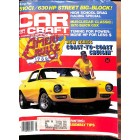 Cover Print of Car Craft, January 1986