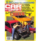 Cover Print of Car Craft, July 1982