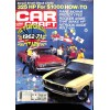 Cover Print of Car Craft, July 1984