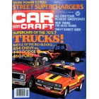 Cover Print of Car Craft, June 1977