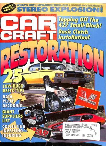 Car Craft, June 1990
