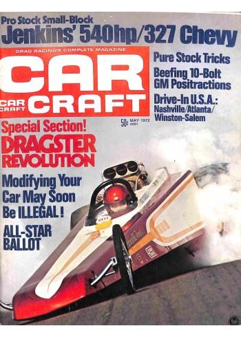 Car Craft, May 1972