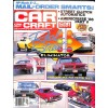 Cover Print of Car Craft, May 1986