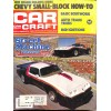 Cover Print of Car Craft, October 1980