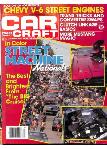 Car Craft, October 1982
