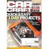 Cover Print of Car Craft, October 2009
