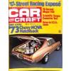 Cover Print of Car Craft, September 1972