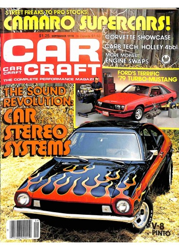 Car Craft, September 1978