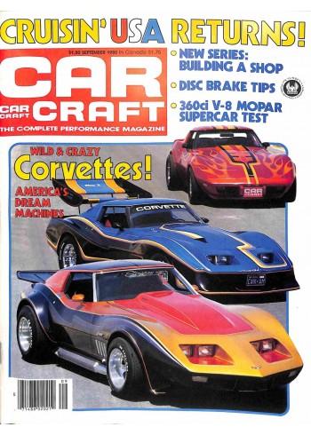 Car Craft, September 1980