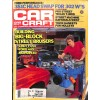 Cover Print of Car Craft, September 1984