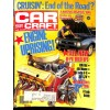 Cover Print of Car Craft, September 1986