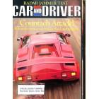 Car and Driver, April 1986