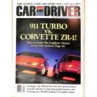 Car and Driver, April 1991