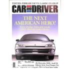 Car and Driver, April 1992