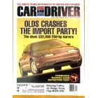 Car and Driver, April 1994