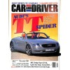 Car and Driver, April 1996