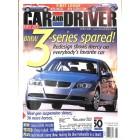 Car and Driver, April 2005